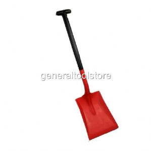 HAROLD MOORE 2 PART PLASTIC Multi-purpose Shovel for Snow, Stable & Yard